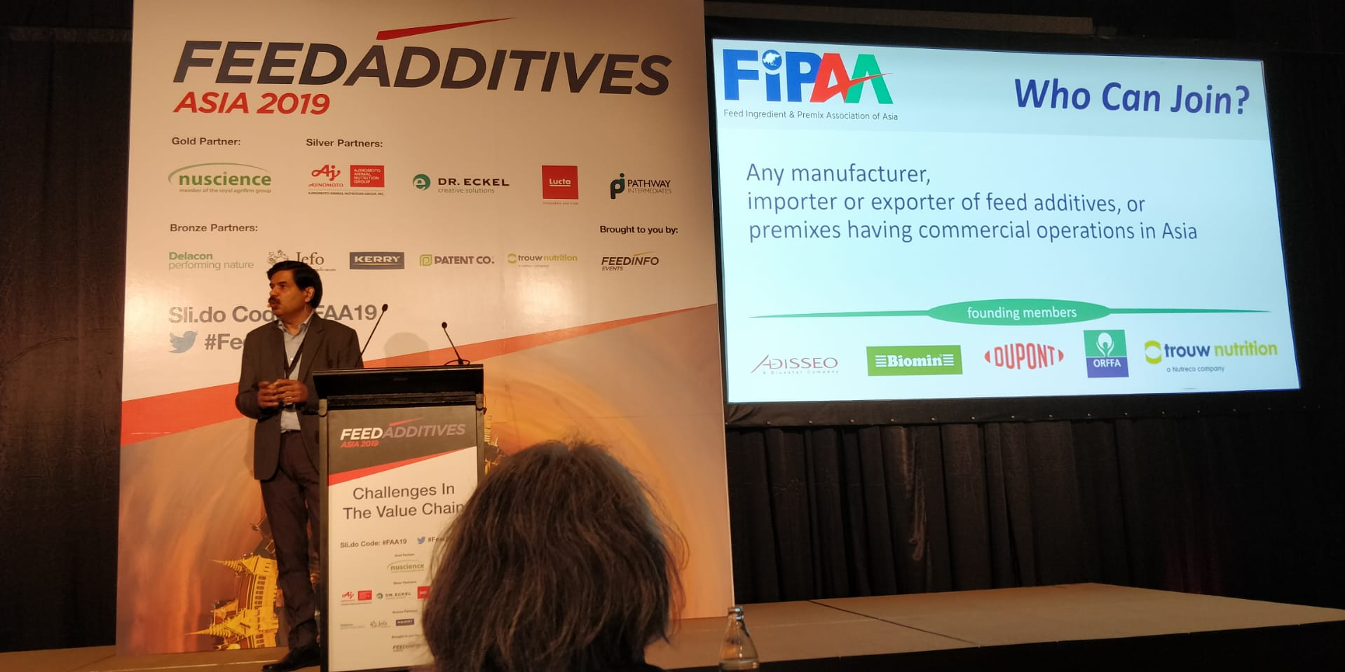 The Feed Ingredient and Premix Association of Asia (FIPAA) has been